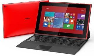 Lumia 2520, la primera tablet con Windows 8.1 RT de Nokia