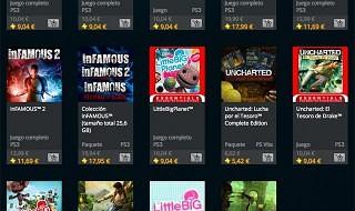 Playstation All-Stars, Gravity Rush y los Uncharted, inFamous y LittleBigPlanet de oferta hasta el 15 de octubre