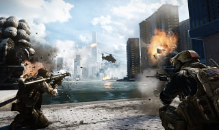 Trailer de lanzamiento de Second Assault, DLC de Battlefield 4