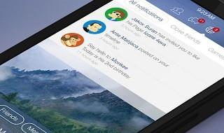 Facebook actualiza sus aplicaciones para iOS y Android