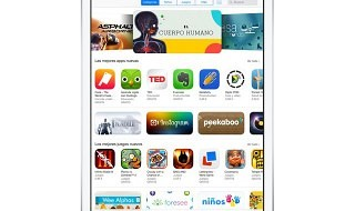 Nuevo iPad mini con pantalla retina
