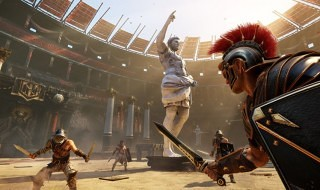 Una hora de gameplay de Ryse: Son of Rome