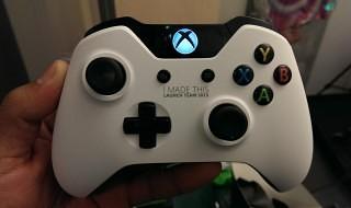 Así luce Xbox One y su mando en la edición especial en blanco