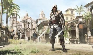 Actualización 1.04 para Assassin's Creed IV de PS4 ya disponible