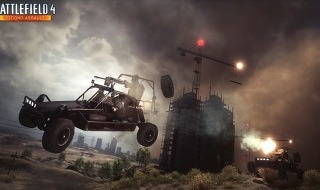 Second Assault para Battlefield 4, el 18 de febrero en PS4, PS3, Xbox 360 y PC