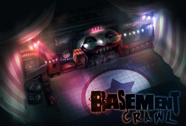 Basement Crawl