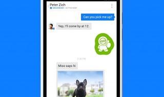 Facebook Messenger se adapta a iOS 7 en su versión 3.0