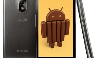 Android 4.4 KitKat disponible para el Galaxy Nexus de forma extra-oficial