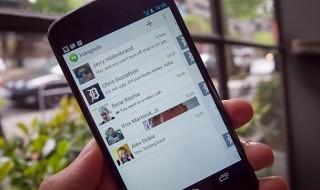Hangouts 2.0 ya disponible para Android