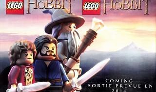 Anunciado Lego: El Hobbit