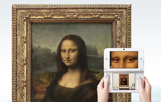 Louvre-3ds-eshop