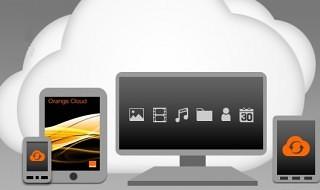 Orange Cloud: 25GB de espacio en la nube