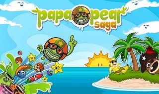 Papa Pear Saga, de los creadores de Candy Crush, ya disponible para iOS y Android