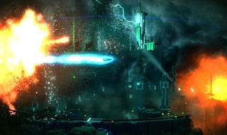 Las notas de Resogun en las reviews de la prensa especializada