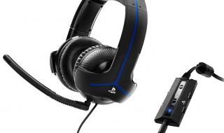 Y-300P, headset para PS4 de Thrustmaster