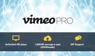 Vimeo anuncia su servicio pro