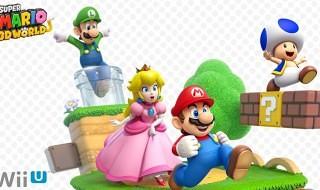 Anuncio para TV de Super Mario 3D World