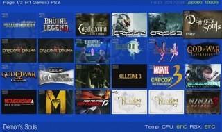 Iris Manager 2.65 para PS3