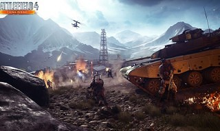 Nueva actualización de Battlefield 4 ya disponible para PC