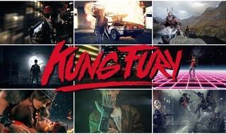 Kung Fury, la película más bancable de Kickstarter