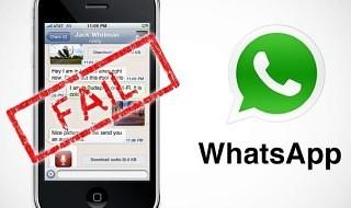 WhatsApp vuelve a funcionar en iOS 4 y 5