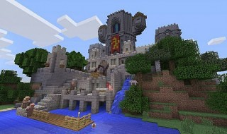 Minecraft llega a PS3