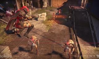 Nuevas capturas de pantalla de Destiny