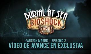 Primeros minutos del episodio 2 de Panteón Marino, DLC de Bioshock Infinite