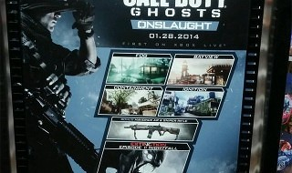Detalles de Onslaught, primer DLC para Call of Duty: Ghosts