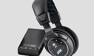 Turtle Beach tendrá headsets licenciados para PS4