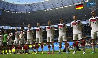 Portada del juego de la Copa Mundial de la FIFA Brasil 2014