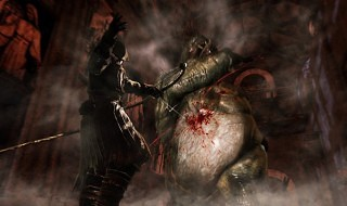 Locomotive Breath, nuevo trailer de Dark Souls II