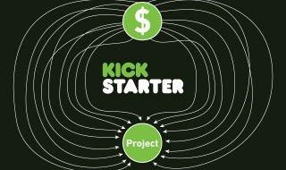 Han hackeado Kickstarter