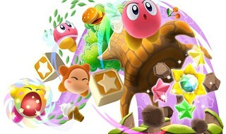 Kirby: Triple Deluxe, el 16 de mayo en Nintendo 3DS
