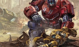 Anunciado Transformers: Rise of the Dark Spark