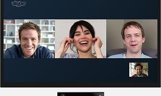 Nueva versión de Skype para Xbox One