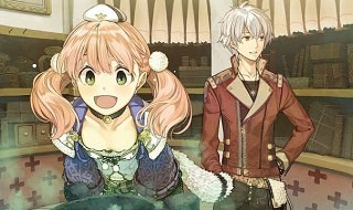 Trailer de lanzamiento de Atelier Escha & Logy: Alchemists of the Dusk Sky