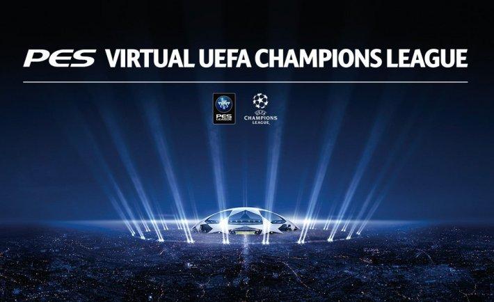 Large PES Virtual UEFA Champions League - headline