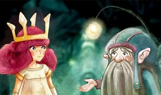 El modo cooperativo de Child of Light