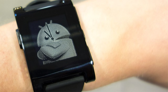android-pebble