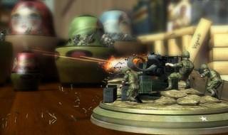 En desarrollo un nuevo Toy Soldiers para Xbox One y PS4