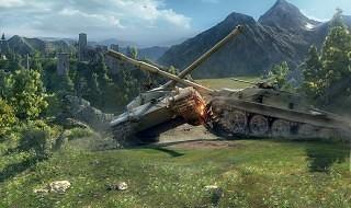Las nuevas físicas de World of Tanks mejorarán el sistema de destrucción