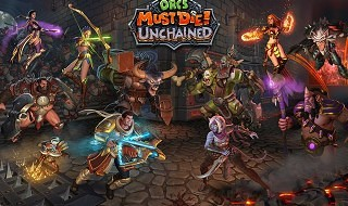 Anunciado Orcs Must Die! Unchained