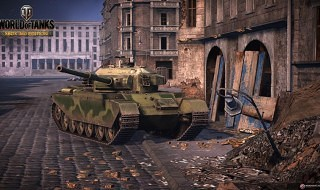 Actualización 1.1  para World of Tanks: Xbox 360 Edition