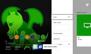 Hoy empezará a circular la actualización de abril del dashboard de Xbox One