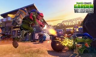 Plants vs. Zombies: Garden Warfare llegará a PS3 y PS4 el 21 de agosto