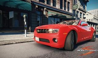 Nuevo trailer de World of Speed por las calles de Moscú