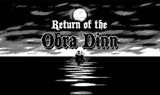 Return of the Obra Dinn, lo nuevo de Lucas Pope