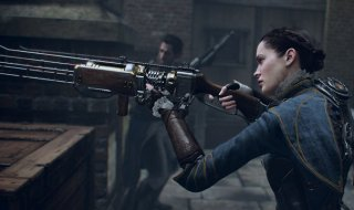 Nuevo gameplay de The Order: 1886