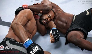 La demo de EA Sports UFC ya disponible